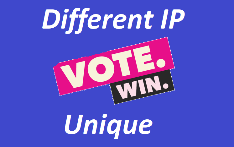 Get offer 1000 Different IP votes contest that you ar...