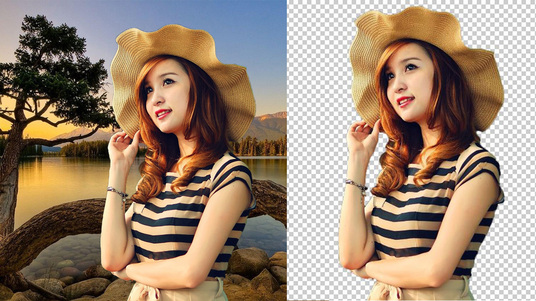 Graphics Design & Image Background removing or Lo...