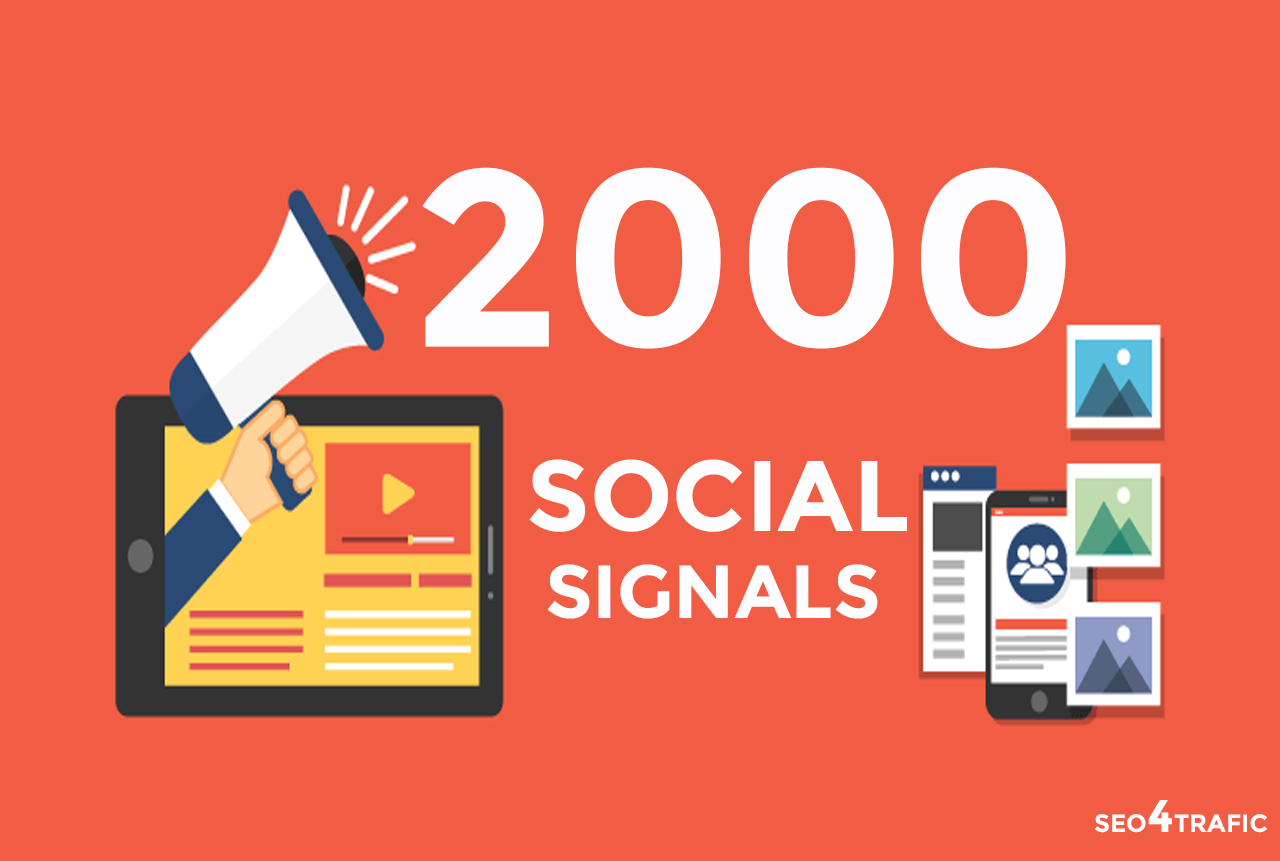 Provide 2000+ SEO Friendly Powerful Social Signals Share For Pbn Seo Backlinks