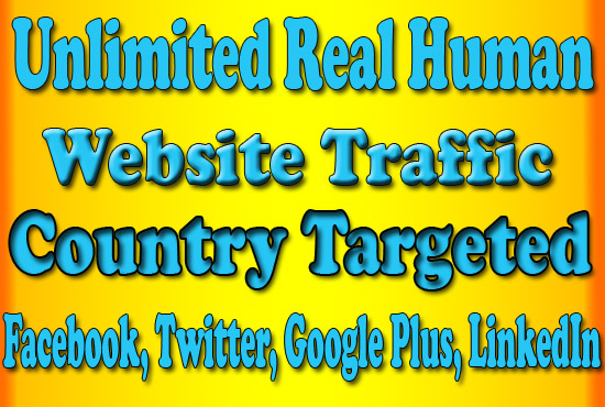30,000 Drive Real Organic Targeted Web Traffic