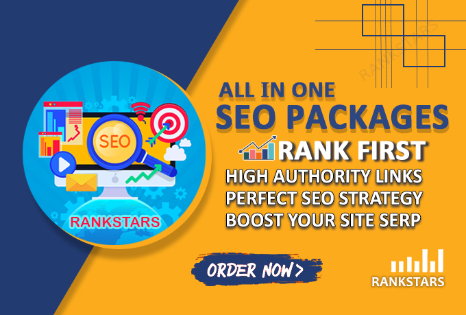 I will do ultimate seo Package for your Websites