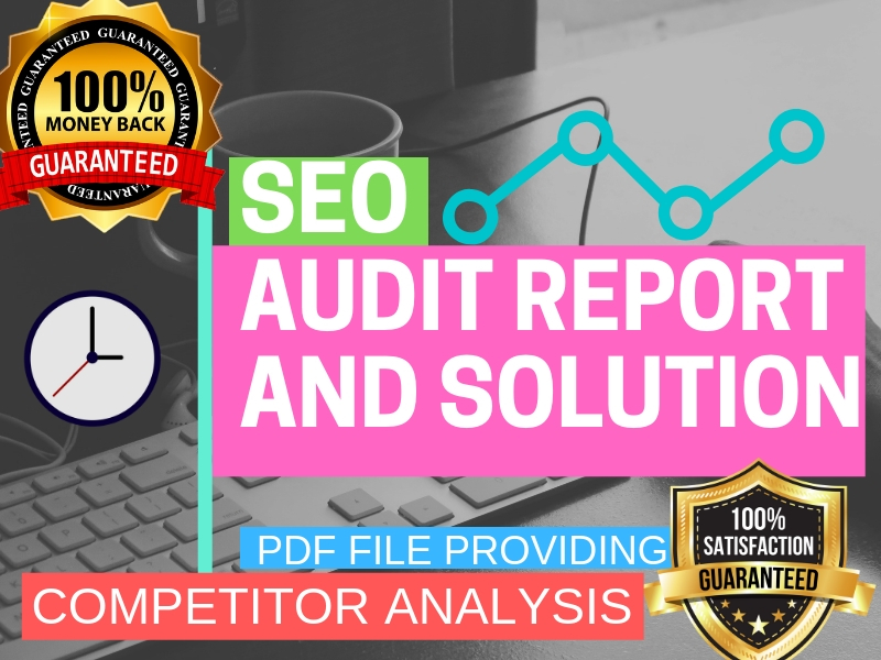 SEO Audit Report With Solution