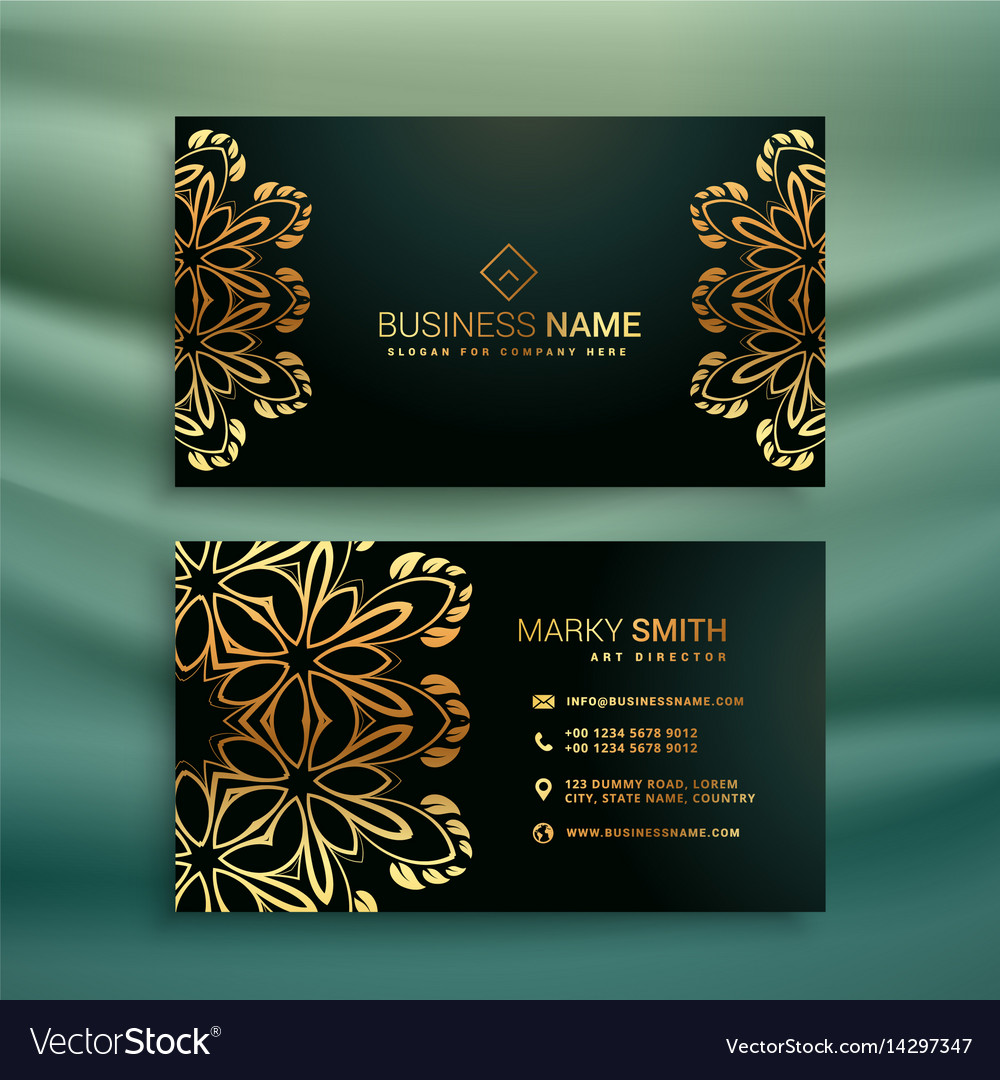 Business Card for your office, company and hotel wit...