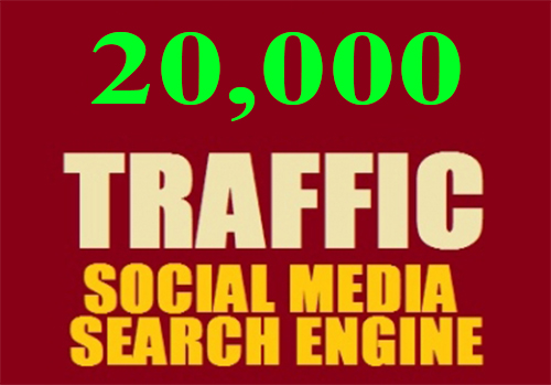 SkyRocket 20,000+ WorldWide Website Traffic Visitors To Your Non Drop And Very High Quality Site Adsense Safe and Genuine Just