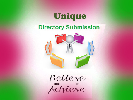 submit your  website in 500 directries