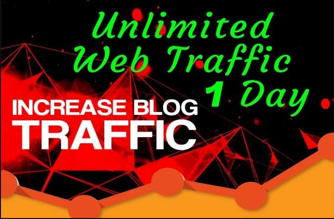 Web Traffic Website in Google