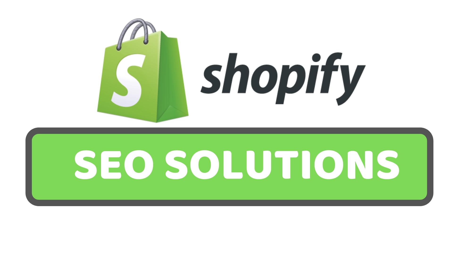 Do Shopify SEO For Google Ranking