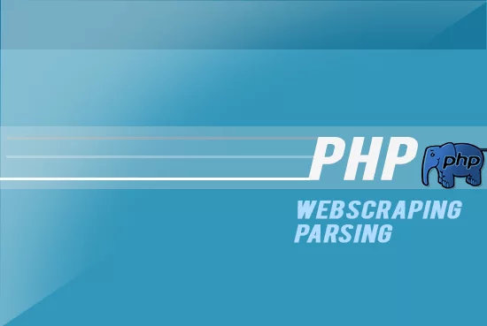 Create A Php Script To Parse Scrap A Web Page
