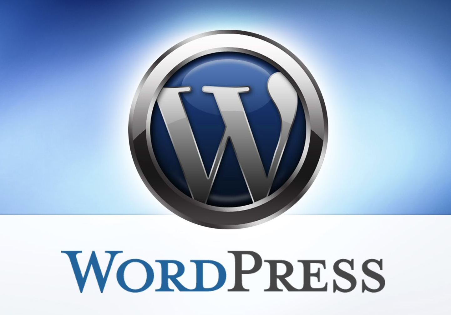 Create a professional website on WordPress