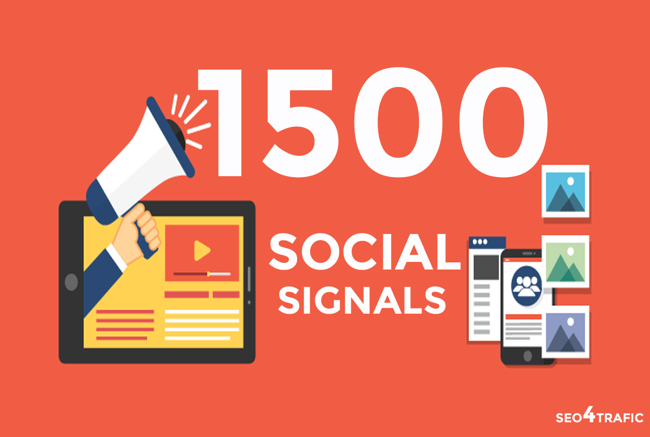 Do Manually 1500 Most Powerful & Effective Social Signals For Rnaking Your Google