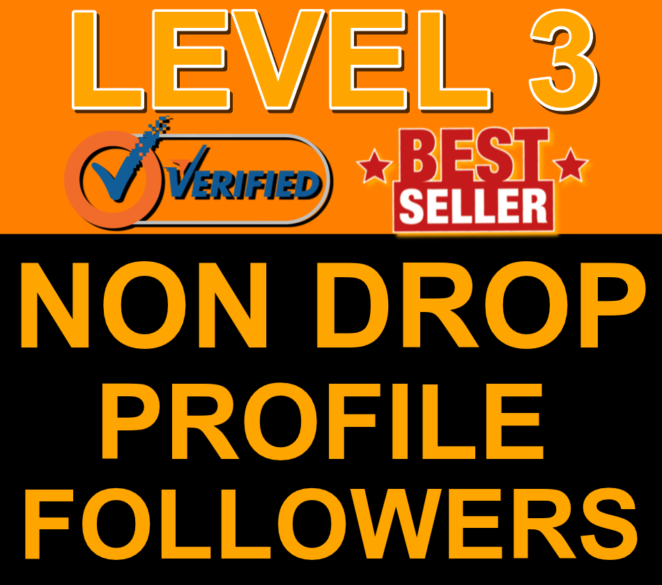Quick Delivery 500 High Quality Real Profile Followers Non Drop Guaranteed