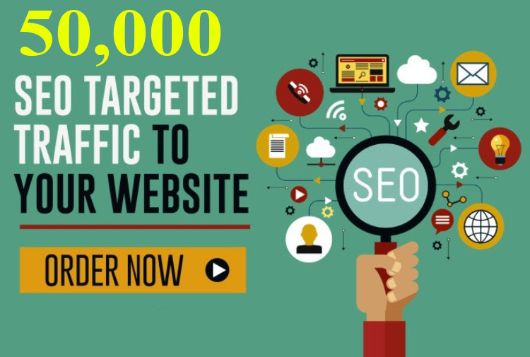Safe 50,000+ WorldWide Website Traffic To Your Website
