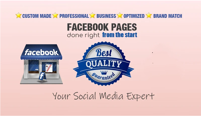 Design Create And Optimize Facebook Business Page, F...