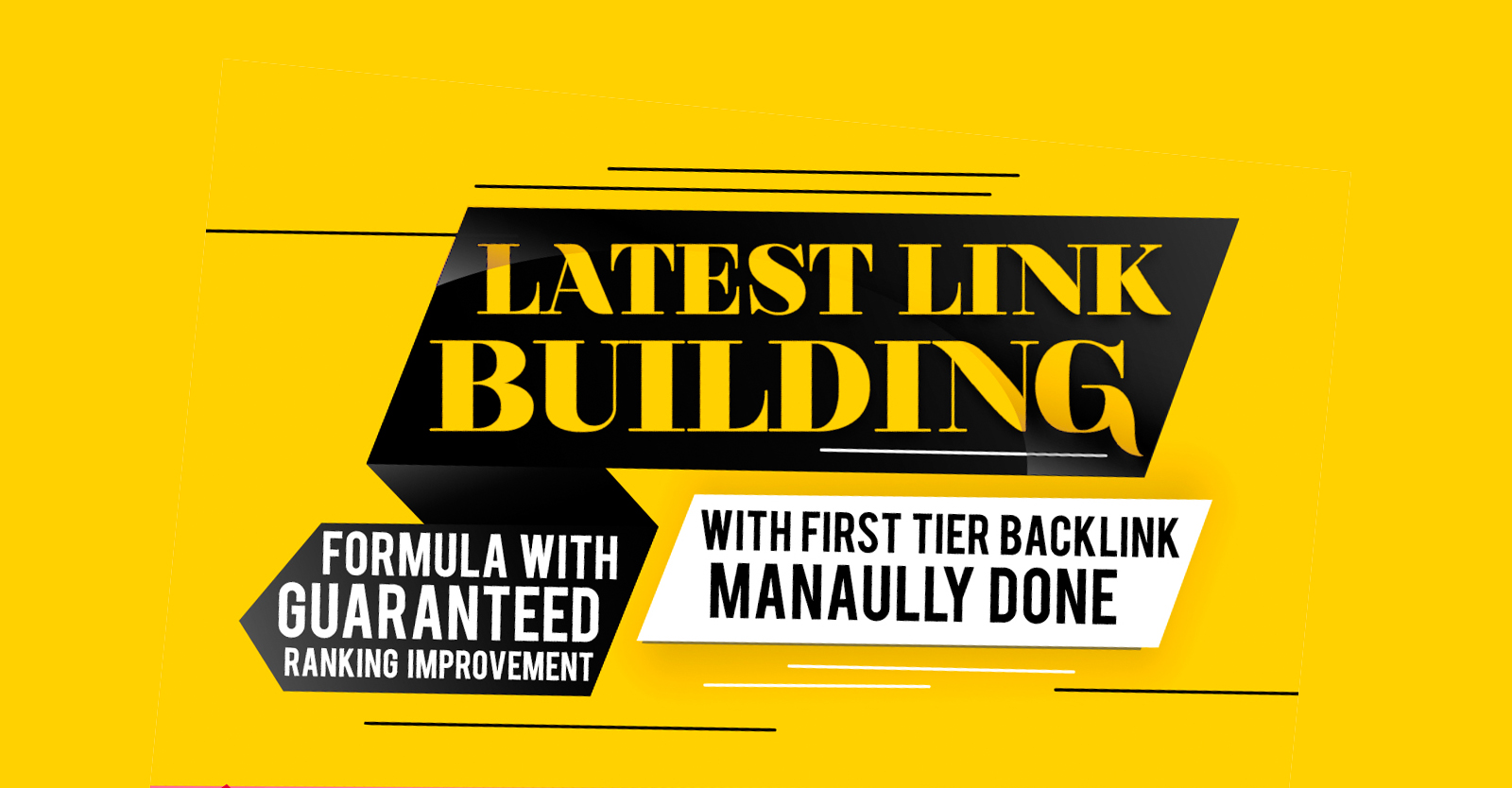 manually done 2019 backlinks package to improve your ranking