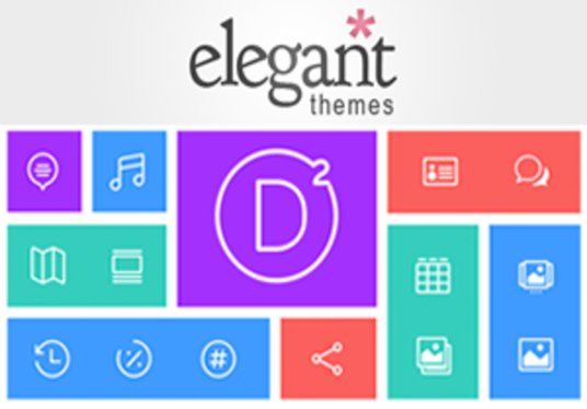Install Divi theme, Divi builder or Any Elegant them...