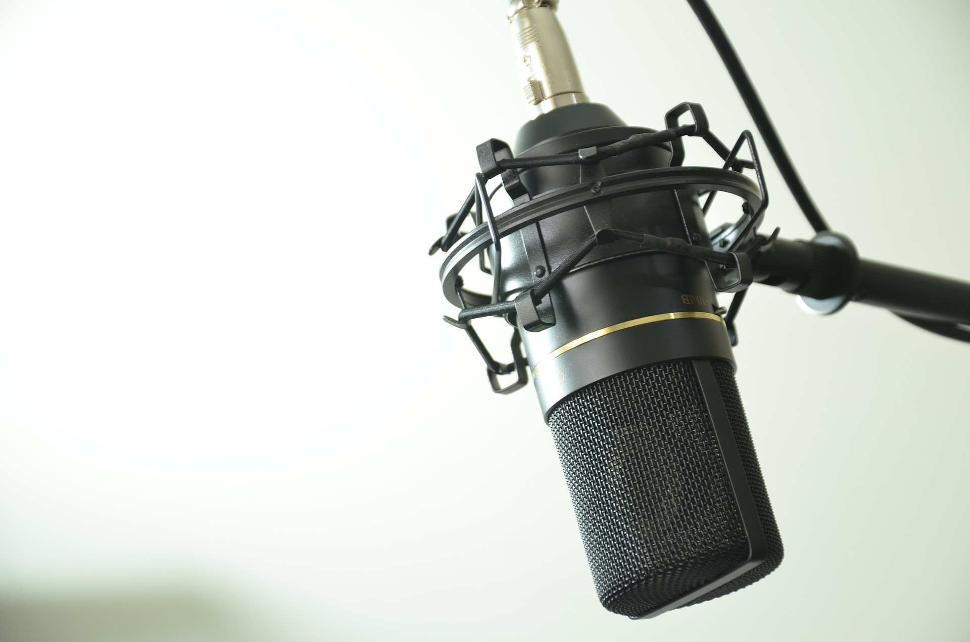 English language voice commentary