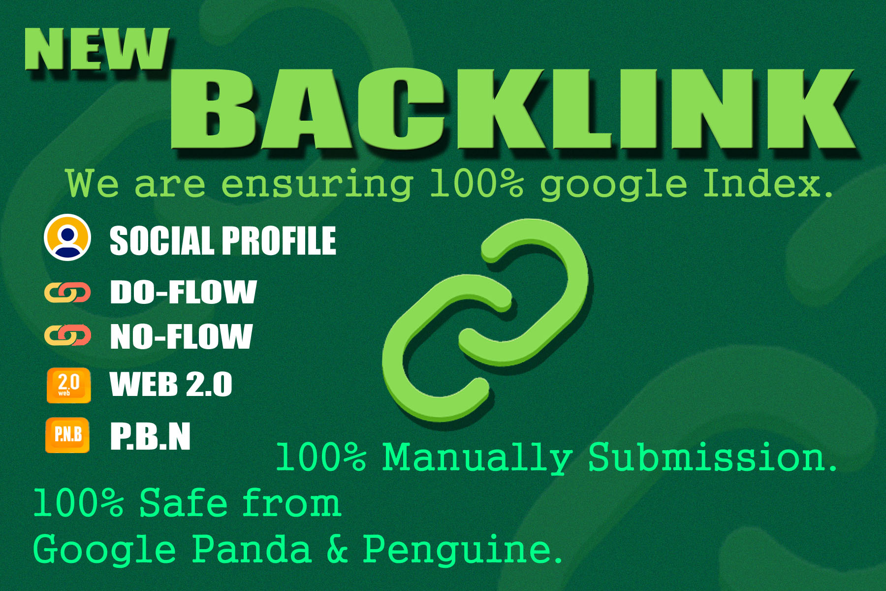 I can do Best Do Follow and No Follow PBN Link Building