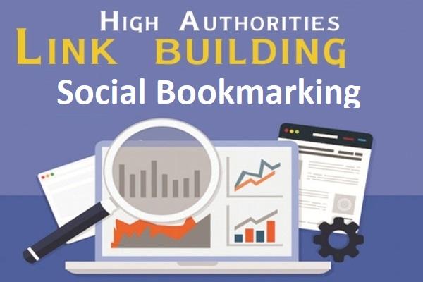 get 20 social bookmarking seo dofollow backlinks