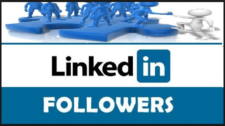 100+ HQ & Active LinkedIn Follower's for LinkedIn...