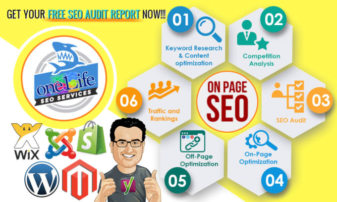 I will make wordpress yoast SEO optimization meta tags description and images alt tags