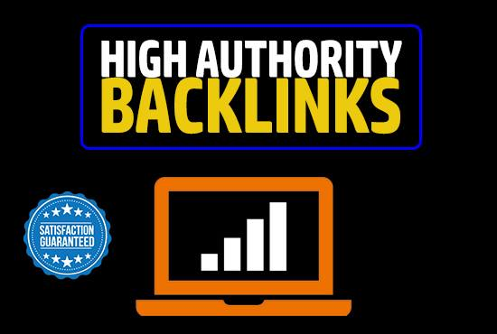create mix platform seo backlinks with high PR High PA & DA