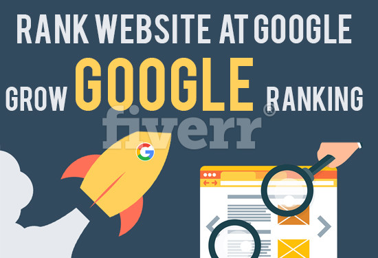 Boost website google ranking with high quality backlinks from DA 50