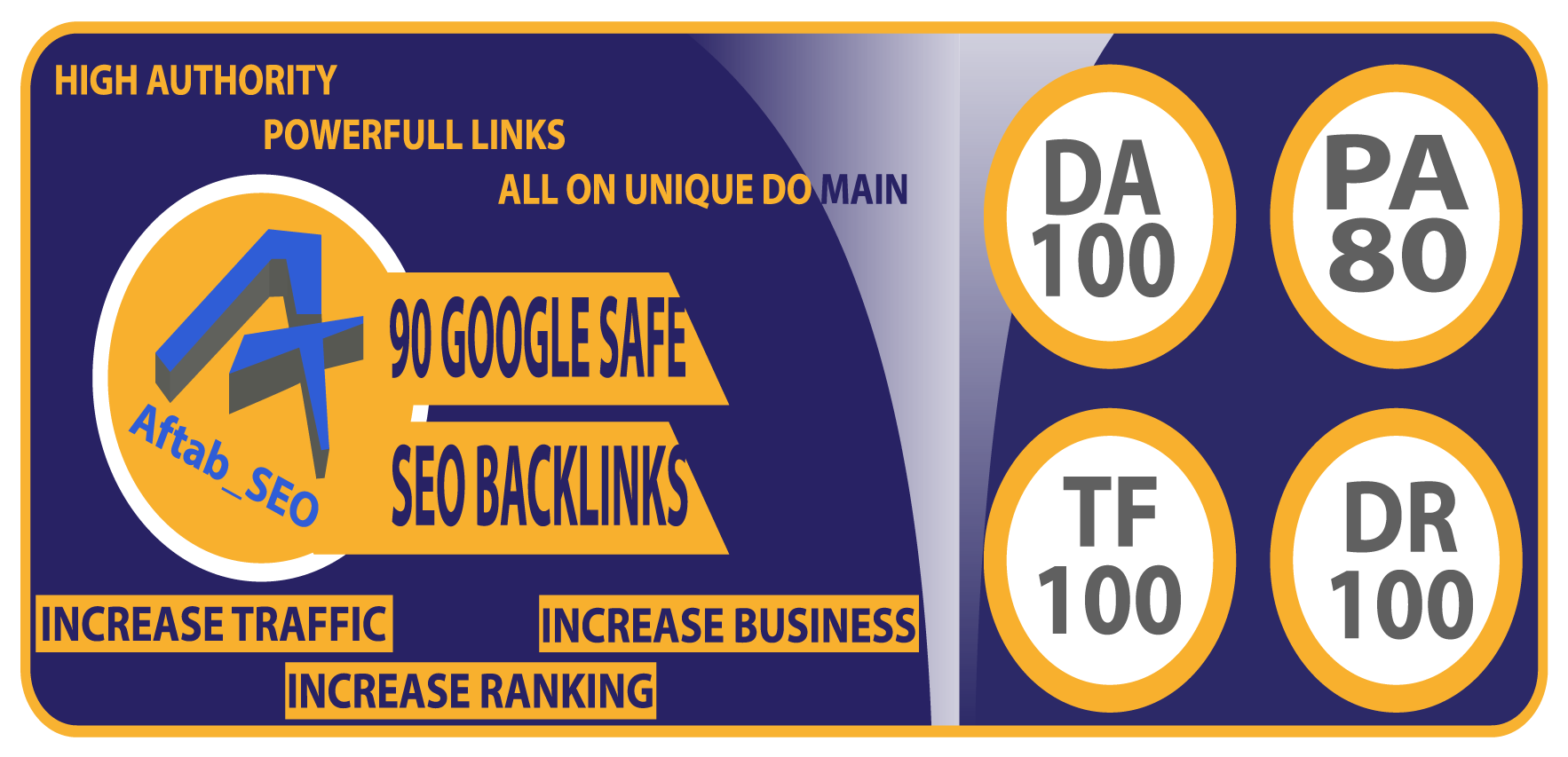 Seo-All-In-One-90-High-Authority-Unique-Domain-Do-follow-Backlinks-On-TF-DA-Sites