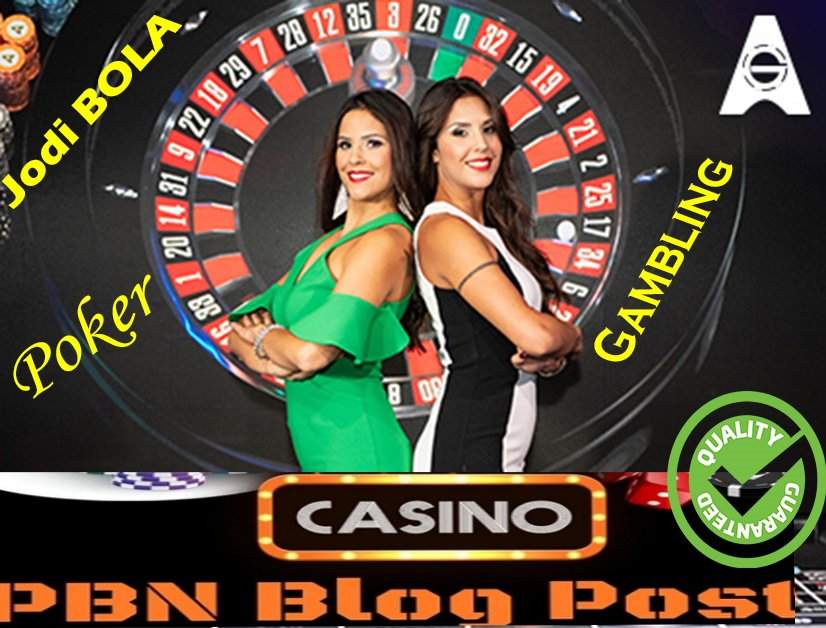 50+ PBNs Blogpost Form Gambling/Casino/Poker High DA Blogger Increase Google Ranking And Index free