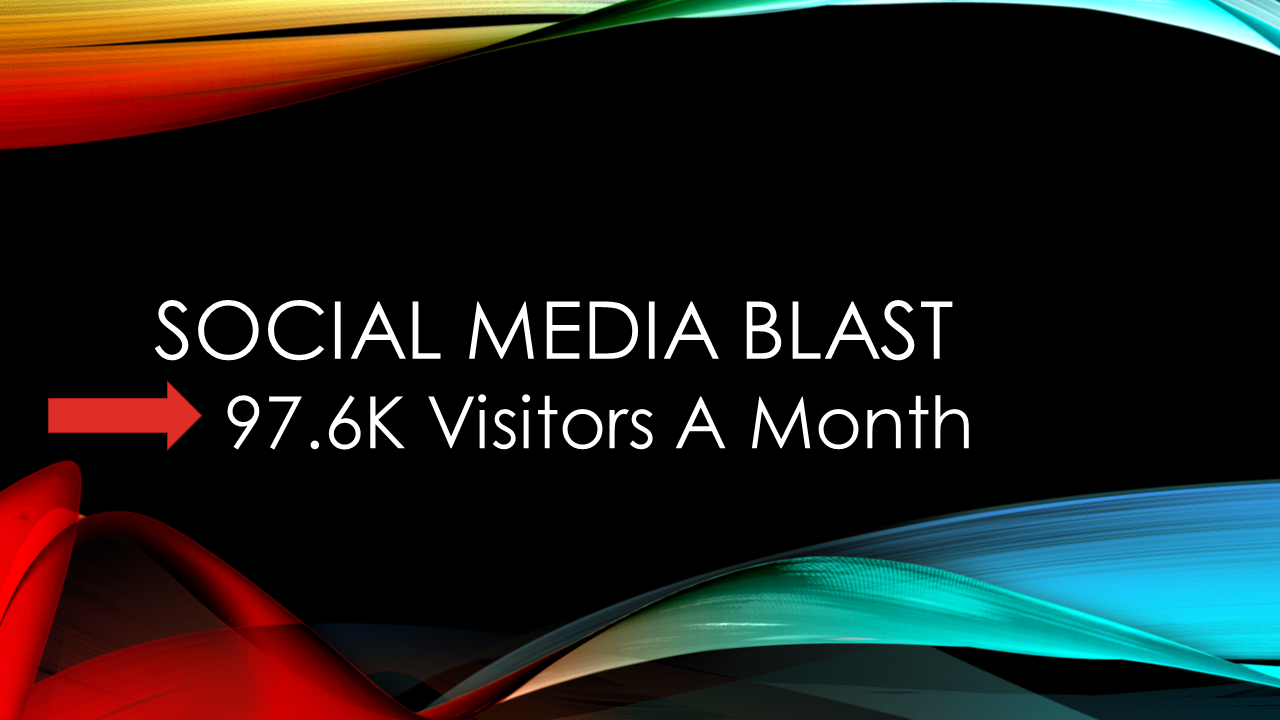 Promote Your Business/Service on Pinterest w/ 97.6K Visitors A Month