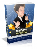 Achieving Happiness