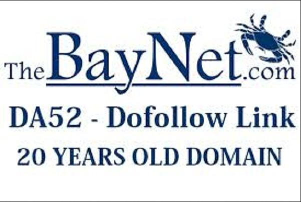 Publish A Guest post on Thebaynet DA52 dofollow backlink