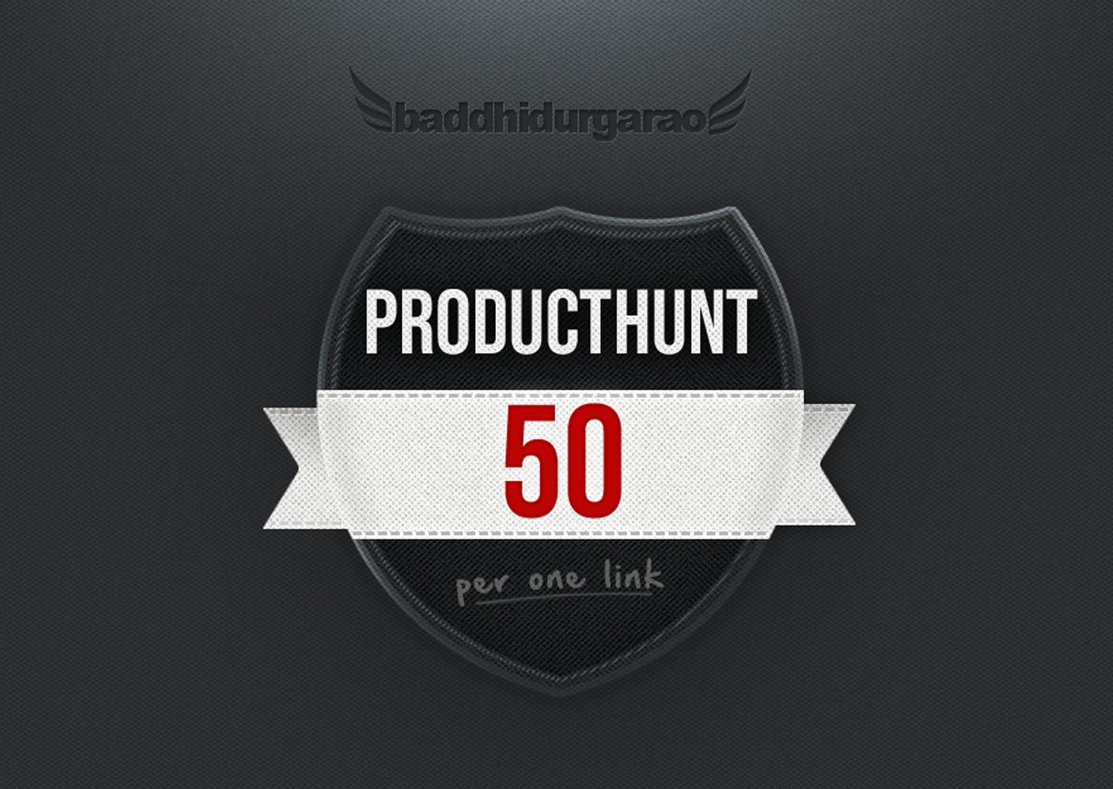 Get 50 Producthunt Upvotes