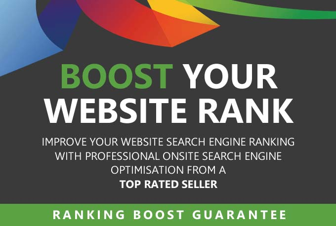 search engine optimize your website