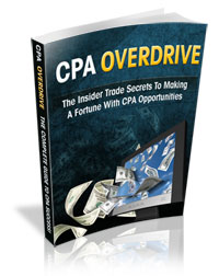 CPA Marketing Basic Opportunities