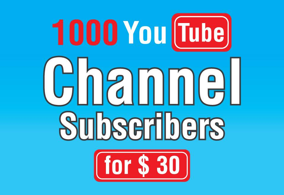 1000 High quality youtube videos promotion fast delivery