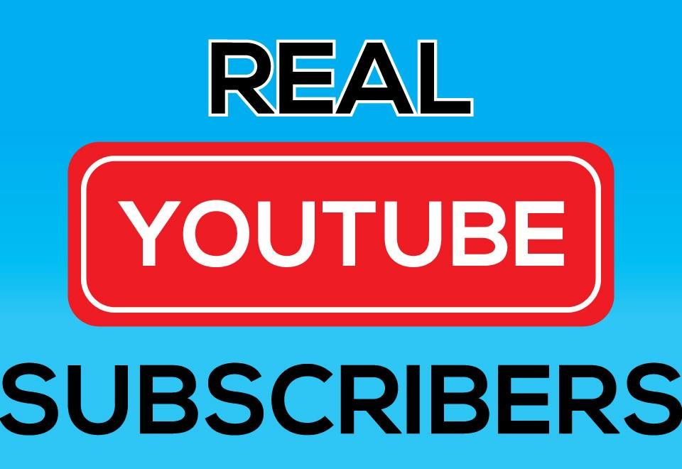 1000 High quality youtube SUB promotion fast delivery