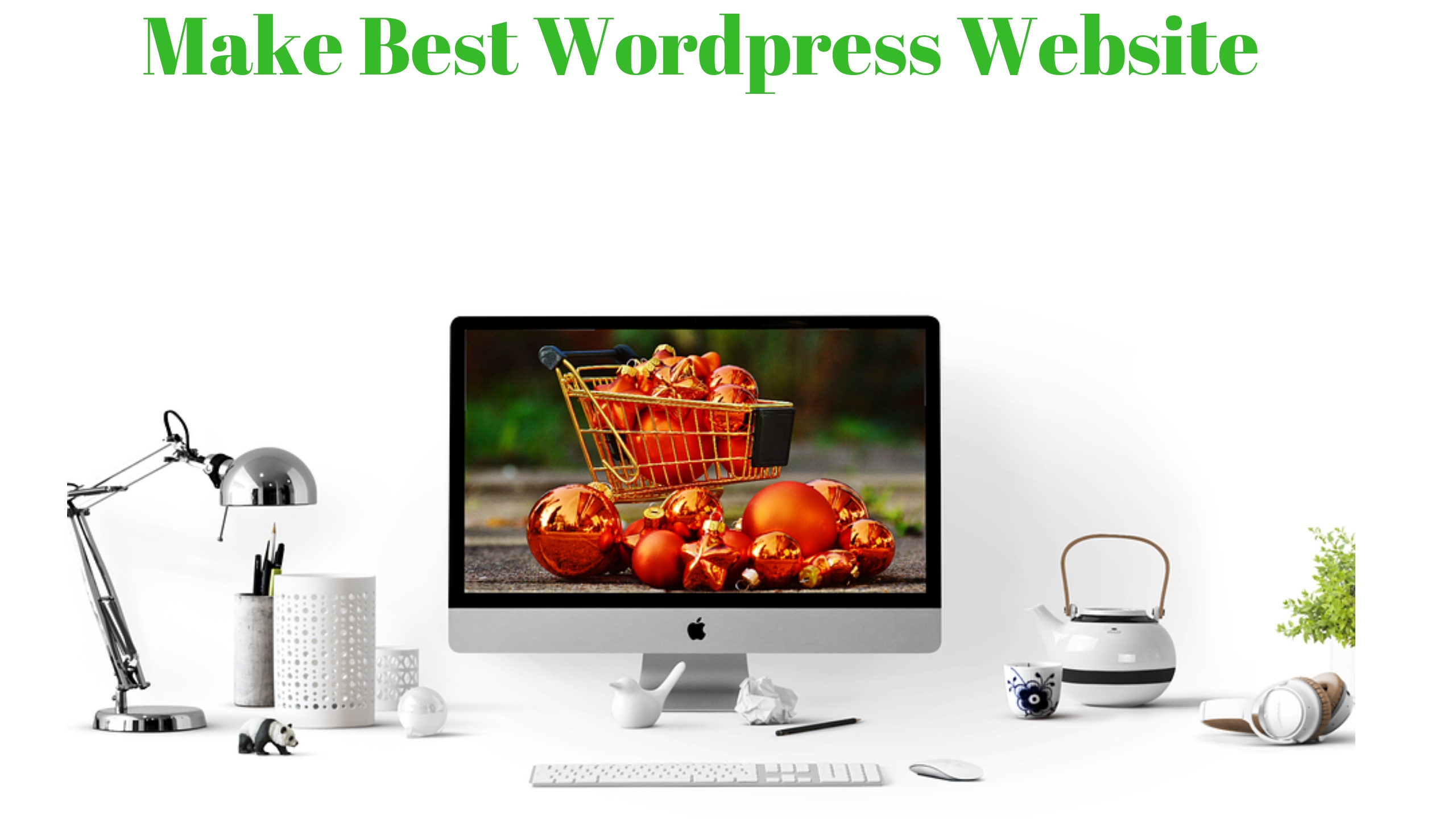 Make Best Wordpress Website