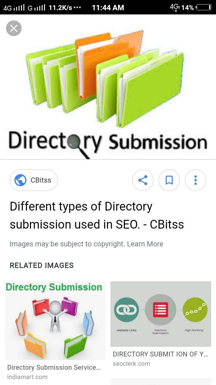 I should submit your website to 500 directories for low price