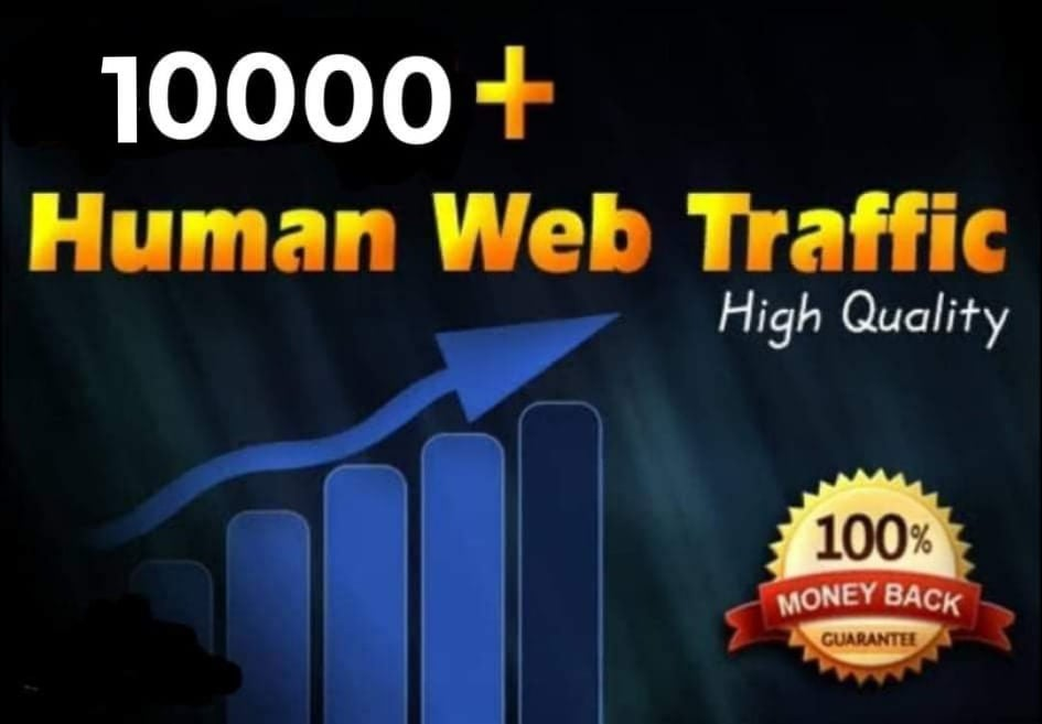 Drive 10000+ Worldwide Real Human Visitors From World...