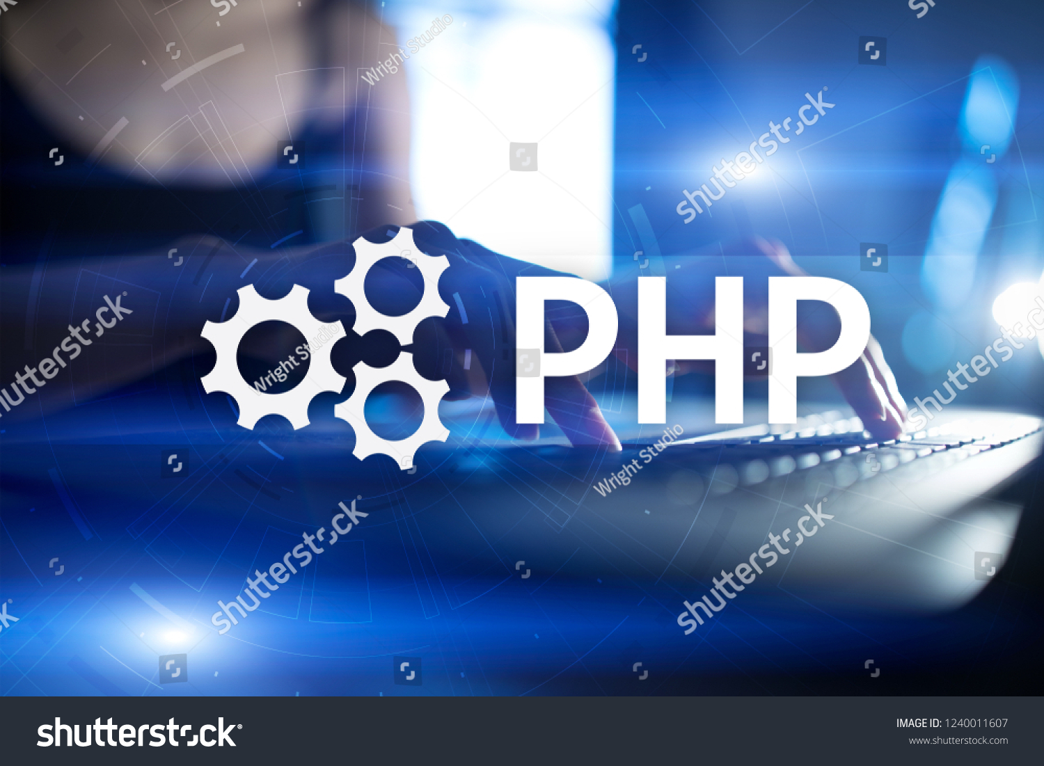 create a complete dynamic website in PHP