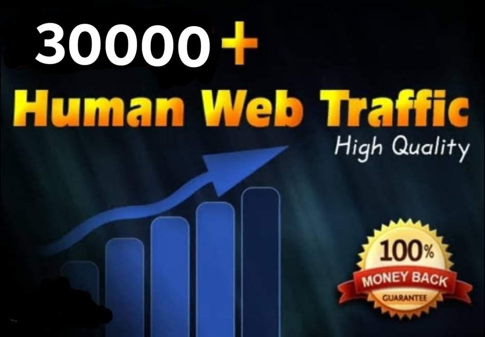 Drive 15000+ Worldwide Real Human Visitors From World...
