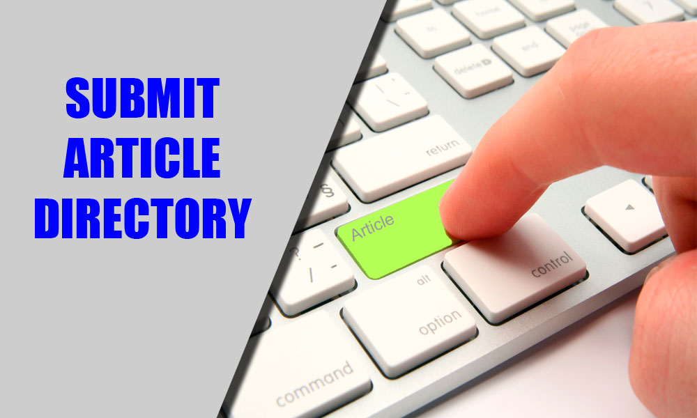 Do 1500 Article Submission Directories Backlinks for website ranking with google top page