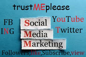 Provide Video Promotion And Followers or likes