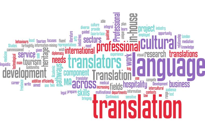 Translate English into Russian, Ukrainian, German