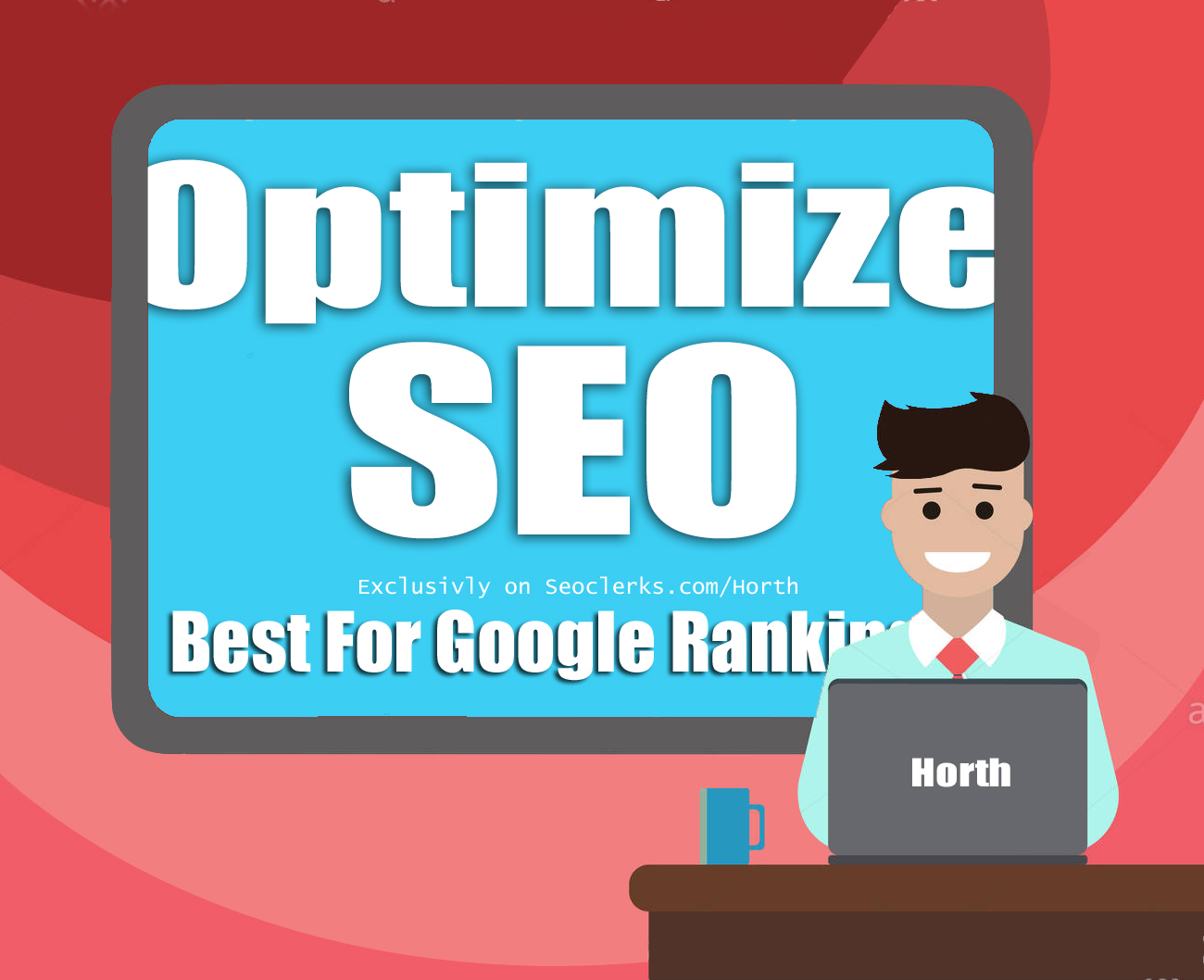 Get improve and optimize your website SEO service on seoclerks with top ranking business with google page