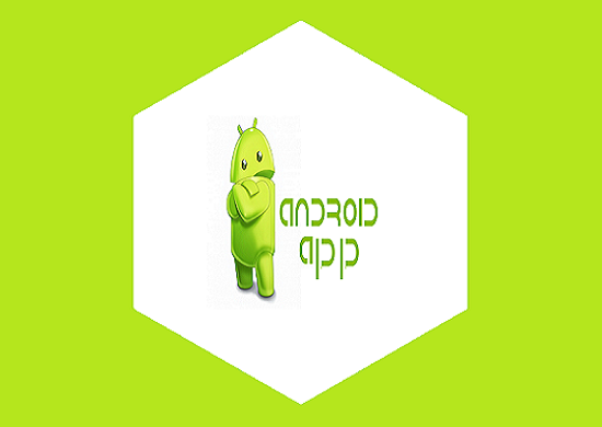 develop native Android Apps