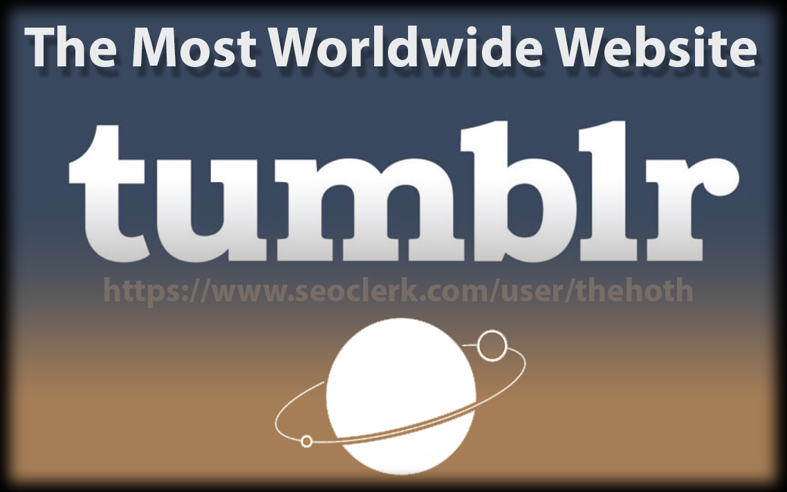 Get 10 Tumblr PBN Bookmark HQ Website Real Traffice Backlink
