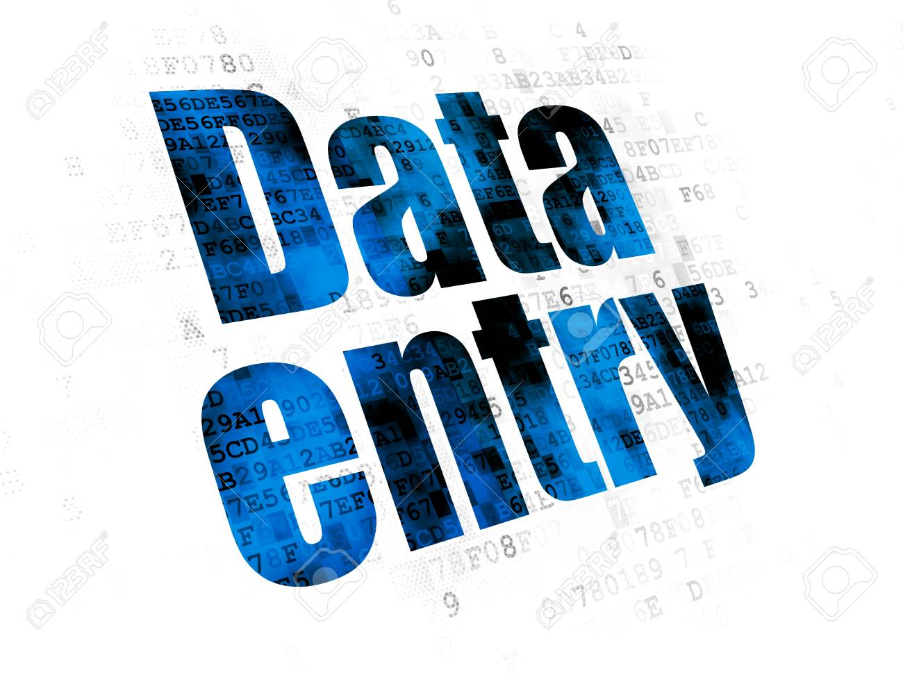 Data entry job with affordable rate done within small time