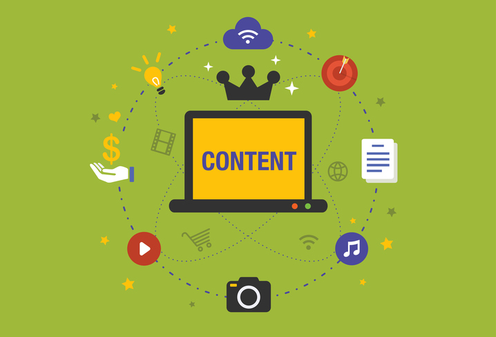 Be Your Website Content Writer,  SEO Website Content