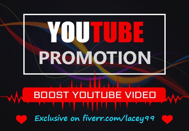 Do Organic Youtube Promotion